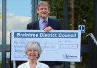 alcoHELP to use Chairman's donation to replace lost services in Braintree