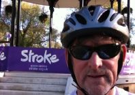 Fundraising for The Stroke Association