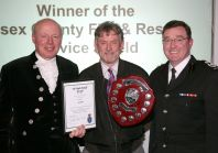 alcoHELP scoops Essex High Sheriffs' Award